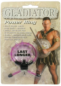 Gladiator Power Ring(disc)