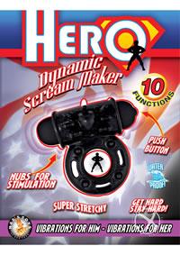 Hero Dynamic Scream Maker Black