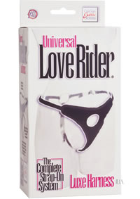 Universal Love Rider Luxe Harness