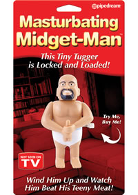 Wind Up Midget Man