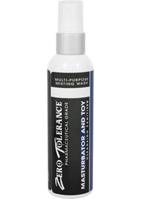 Masturbator/toy Cleansing Sanitizer 4oz