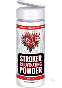 Hustler Stroker Rejuve Powder 4oz