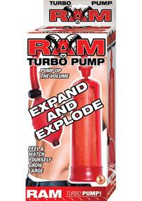 Ram Turbo Pump Red