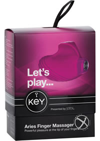 Key Aries Raspberry Pink