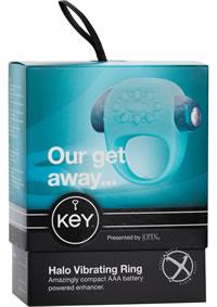 Keys Halo Robin Egg Blue