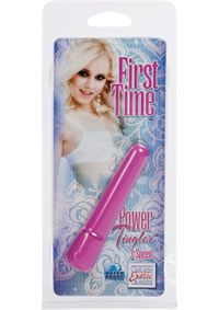 First Time Power Tingler Pink