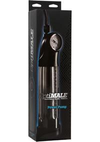 Optimale Power Pump Black