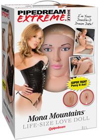 Pdx Dollz Mona Mountains(disc)