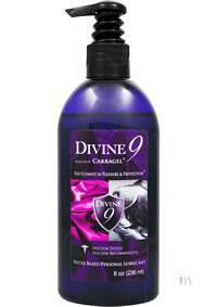 Divine 9 8oz