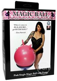 Pink Diamond Single Magic Ball Pink