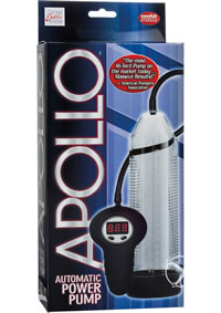 Apollo Automatic Power Pump Clear