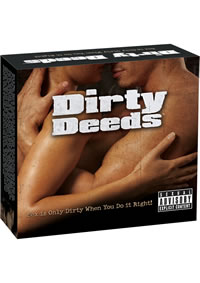 Dirty Deeds Card Game