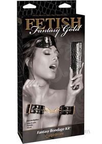 Ff Gold Bondage Kit