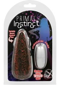 Primal Instincts Snake Red