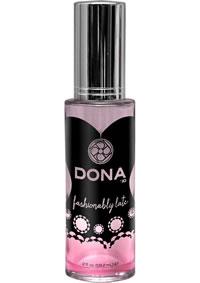 Dona Pheromone Perfume Fashion Late 2oz