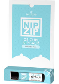 Nip Zip Nipple Balm Chocolate Mint