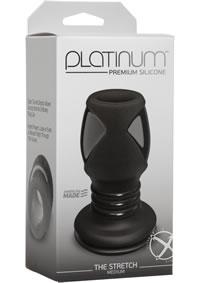 Platinum The Stretch Black Medium