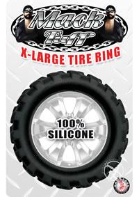 Mack Tuff Xlarge Tire Ring Black