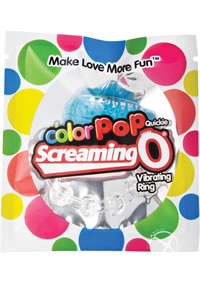 Colorpop Quickie Screaming O Blue