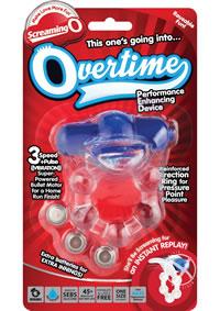 The Overtime Blue-indv