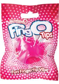 Fing O Tips Pink-indv