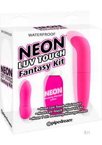 Neon Luv Touch Fantasy Kit Pink