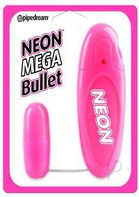 Neon Mega Bullet Pink