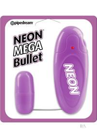Neon Mega Bullet Purple