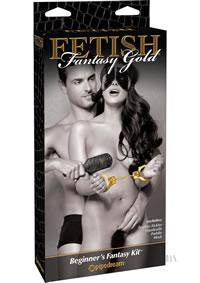 Ff Gold Beginners Fantasy Kit