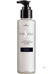 Me and You Massage Lotion Lavender-van 4.2