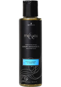 Me and You Massage Oil Van Sug Sweet P 4.2