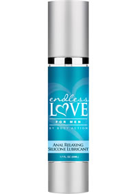 Endless Love Male Anal Relaxer Silicone