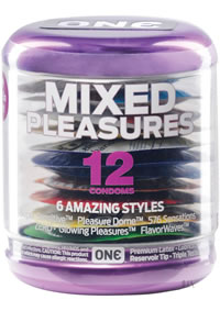 One Mixed Pleasures 12 Ea(disc)