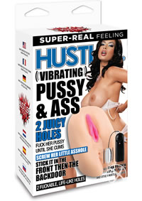 Hustler Tera Patrick Vib Pussy and Ass