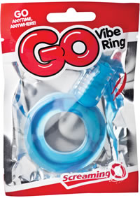 Go Vibe Ring Pop Blue-indv