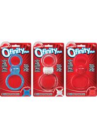 Ofinity Plus Assorted 6/disp