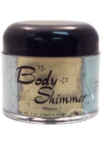 Body Shimmer Pastel Rainbow