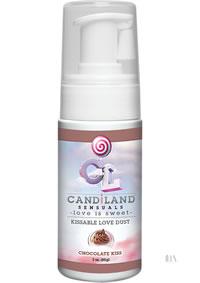 Candiland Kissabl Bodydust Chocola(disc)