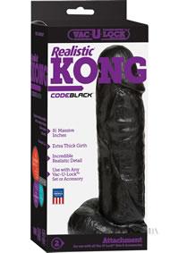 Vac U Lock Codeblack Realistic Kong