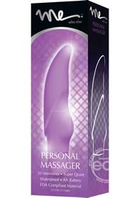 Me G Spot Massager Purple (disc)