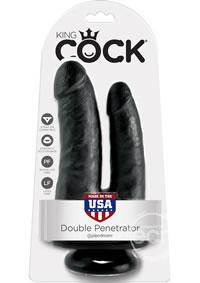 Kc Double Penetrator Black