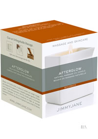 Afterglow Massage Candle Bourbon