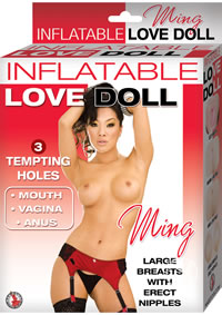 Inflatable Love Doll Ming Flesh
