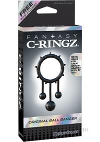 Fcr Original Ball Banger Black