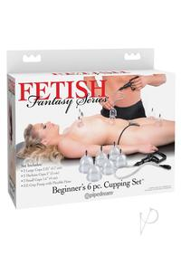 Ff Beginner Cupping Set 6pc