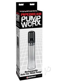 Pump Worx Recharge Auto Vac Pump