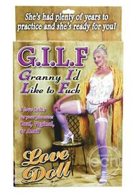 G I L F Doll