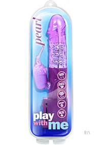 Play With Me Pearl Purple