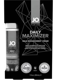 Daily Maximizer Male Enhancement Cream