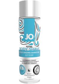 Total Body Anti Bump Shaving Gel Unscent